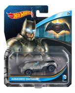 Hot Wheels DC Comics Batman vs Superman Dawn of Justice - Armored Batman - DJM19